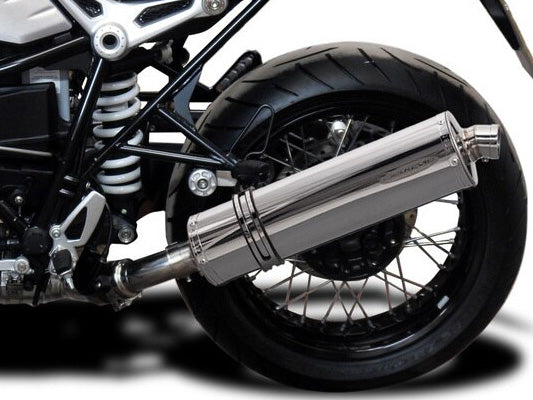 DELKEVIC BMW R Nine T (14/19) Slip-on Exhaust Stubby 18