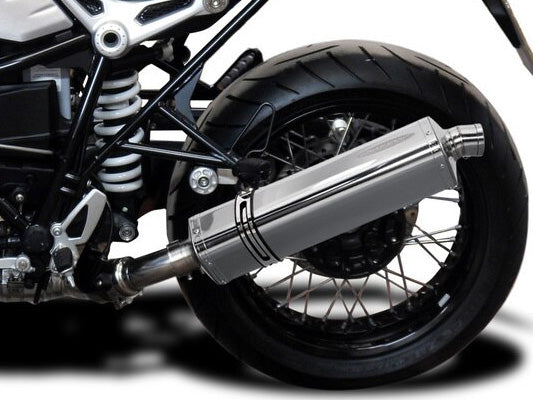 DELKEVIC BMW R Nine T (14/19) Slip-on Exhaust Stubby 17