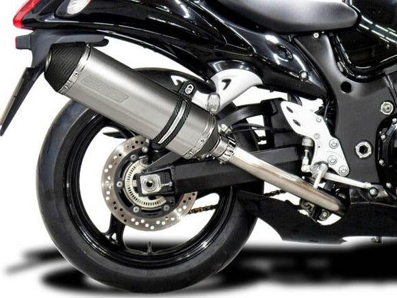 DELKEVIC Suzuki GSXR1300 Hayabusa (08/20) Full 4-1 Exhaust System with 13.5