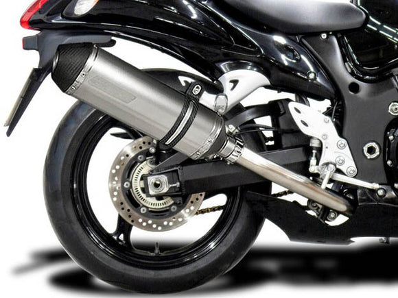 DELKEVIC Suzuki GSXR1300 Hayabusa (08/20) Full De-Cat 4-2 Exhaust System with 13.5
