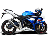 "DELKEVIC Suzuki GSX-R1000 (12/16) Full Exhaust System with Mini 8"" Silencer"