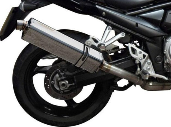 DELKEVIC Suzuki GSF1250 Bandit Full Exhaust System with Stubby 17