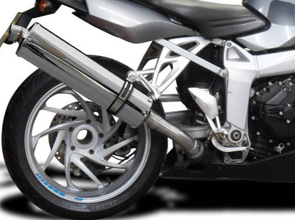 DELKEVIC BMW K1200S Slip-on Exhaust Stubby 18