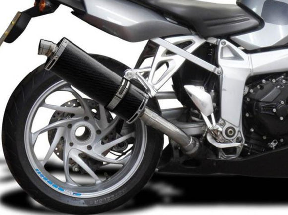 DELKEVIC BMW K1200S Slip-on Exhaust Stubby 14