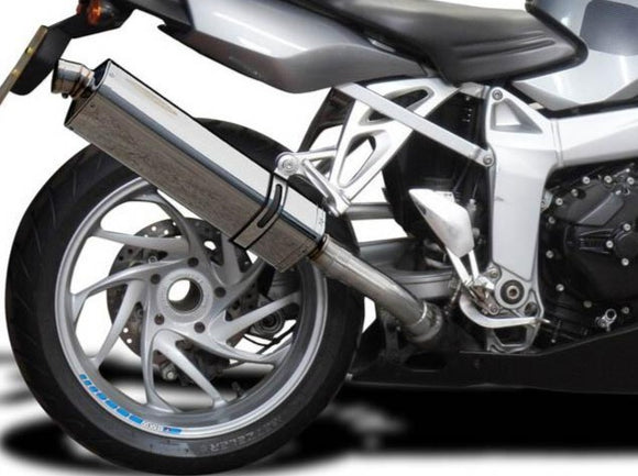 DELKEVIC BMW K1200S Slip-on Exhaust Stubby 17