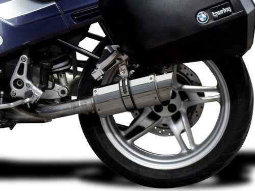 DELKEVIC BMW R1150RS Slip-on Exhaust Mini 8