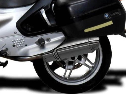 DELKEVIC BMW R1150RT Slip-on Exhaust 13