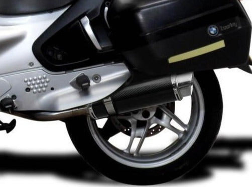 DELKEVIC BMW R1150RT Slip-on Exhaust DL10 14