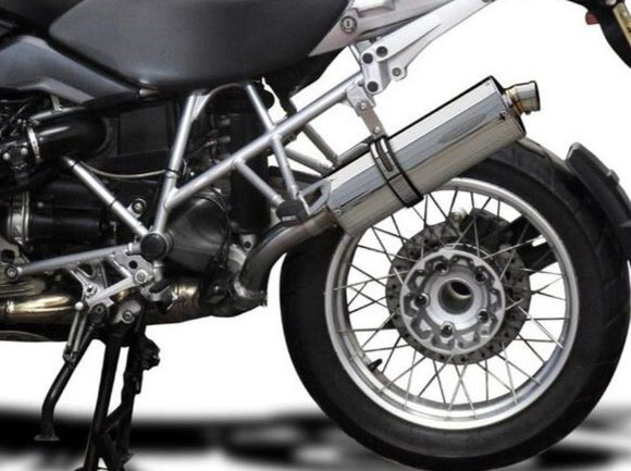 DELKEVIC BMW R1200GS (10/12) Slip-on Exhaust Stubby 14