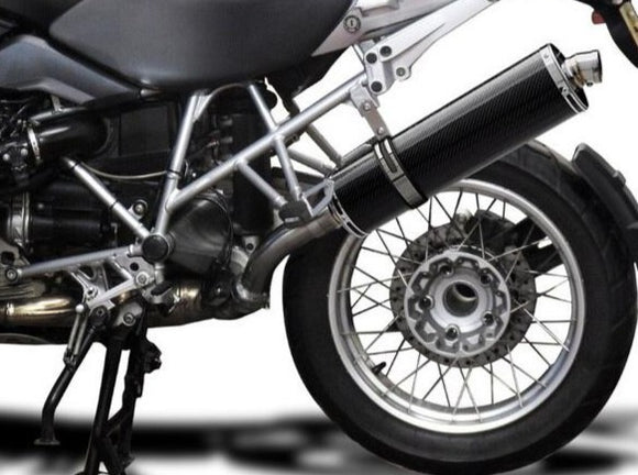 DELKEVIC BMW R1200GS (10/12) Slip-on Exhaust Stubby 18