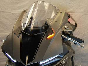 NEW RAGE CYCLES Yamaha YZF-R1 (2015) LED Mirror Block-off Turn Signals