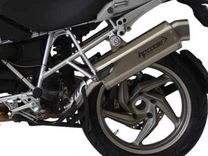 HP CORSE BMW R1200GS (10/12) Slip-on Exhaust