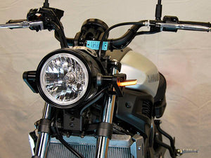 NEW RAGE CYCLES Yamaha XSR700 LED Front Turn Signals