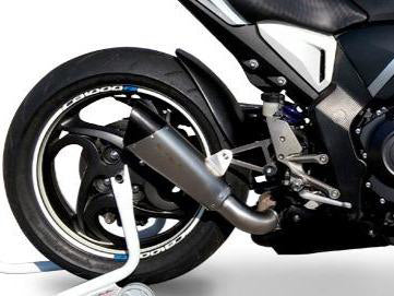 HP CORSE Honda CB1000R High Position Slip-on Exhaust