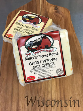 Ghost Pepper Cheese