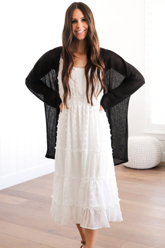 Lightweight cardigan- two colors!