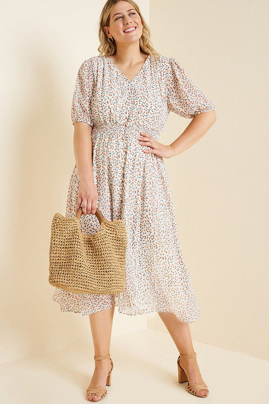 Wren Dress (Small-3XLarge)