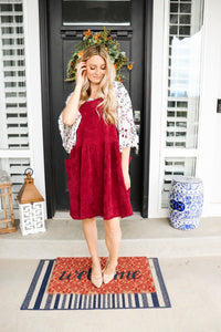 Chloe Jumper In Wine