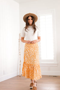 Sunshine Skirt