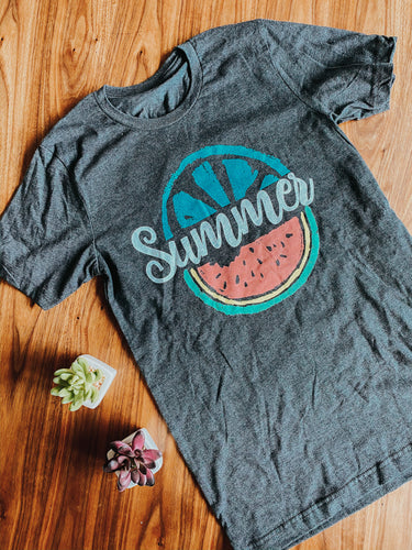 Summer Tee (Small-XLarge)