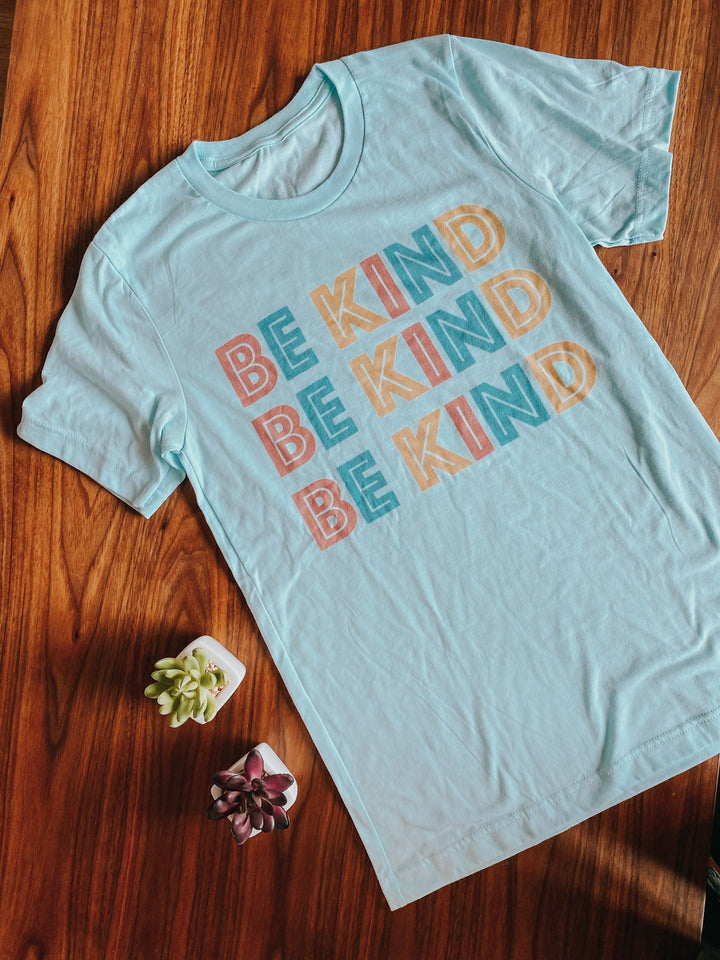 Be Kind Tee (Small-XLarge)