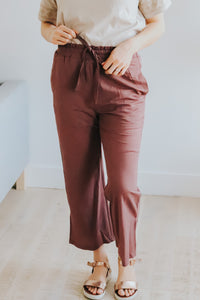 Very Berry Crop Pants