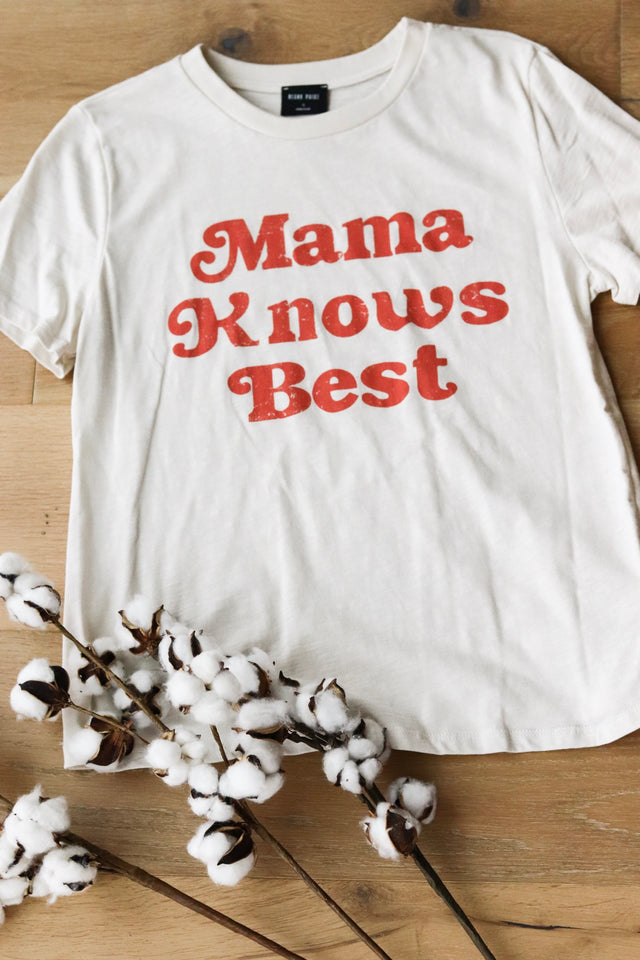 Mama Tee in Clay