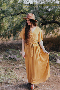 Golden Hour Dress