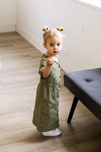 Colette Dress (Toddler sizes available!)