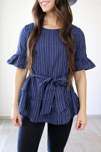 The Madison Blouse