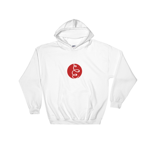 Kyoto Logo Hooded Sweatshirt