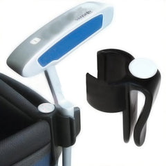 New Golf Bag Clip On Putter Clamp