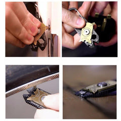 20 In 1 Multi Tool Keychain