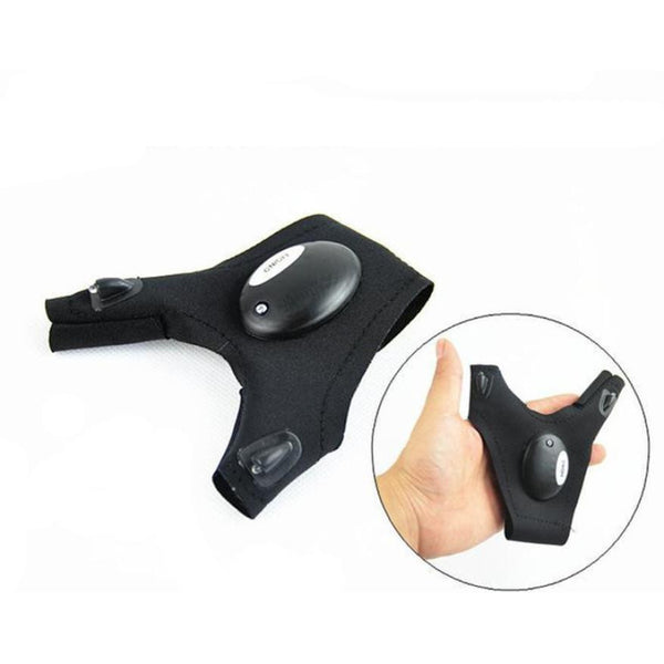 Comfort Anti-Slip Fishing Gloves