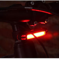 Safety USB Bicycle Light Tail Lamp