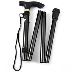 Foldable Aluminum Walking Sticks