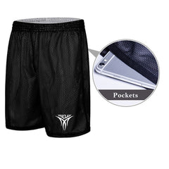 EU Adult Reversible Basketball Shorts with Pockets