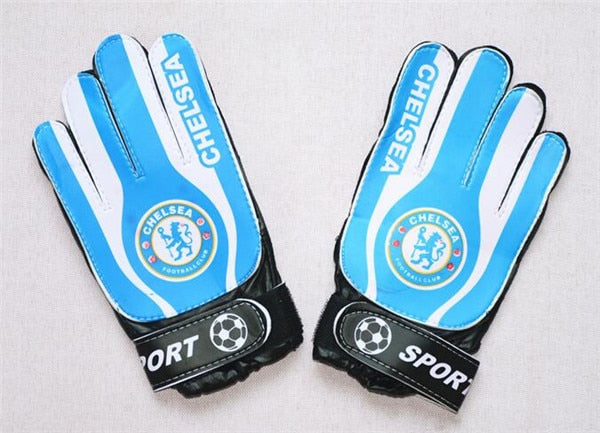 Children Soccer Goalkeeper Gloves