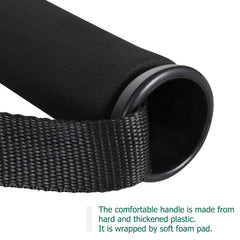 Fitness Stretch Pull Handles Resistance Bands