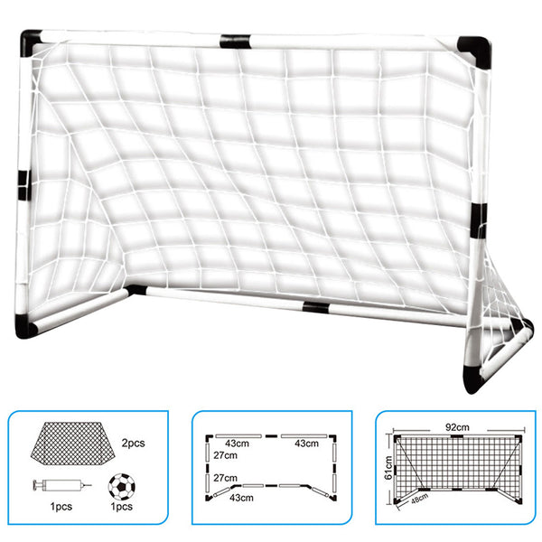Portable Children Soccer Goals
