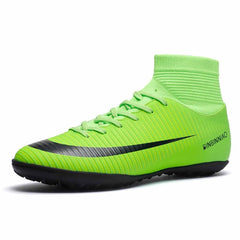 Ankle High Top Indoor/Outdoor Soccer Cleats