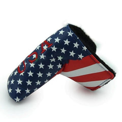 USA Flag Golf Putter Cover