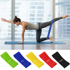 Resistance Fitness Elastic Bands
