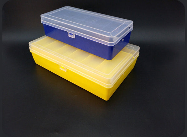Two Level Travel Tackle Box (Fishing accessory)