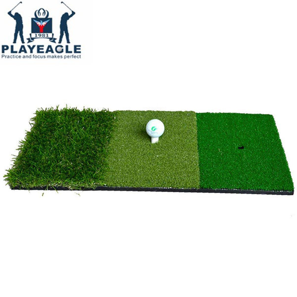 FUNGREEN 12''x24''Golf Hitting Mat Indoor / Outdoor