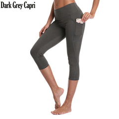 LI-FI High Waist Out Pocket Yoga Pants