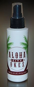 Aloha City Ukes - Ukulele Polish - Safe On All Finishes freeshipping - Aloha City Ukes