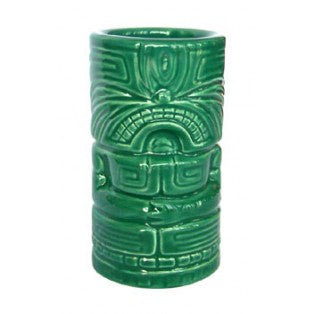 Tiki Mug - Money - Green freeshipping - Aloha City Ukes