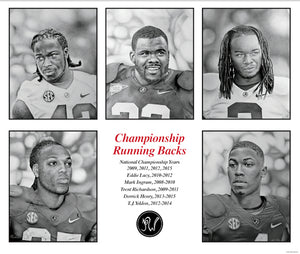 Championship Running Backs