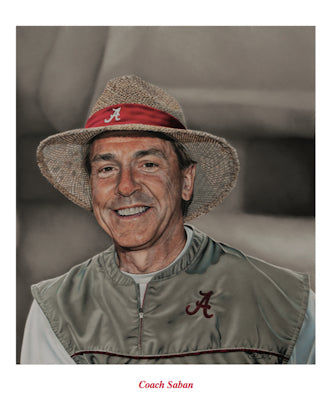 Coach Saban